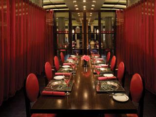 Emirates Towers HotelThe Rib Room