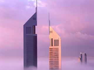 Emirates Towers HotelExterior
