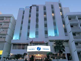 Palm Beach HotelExterior View