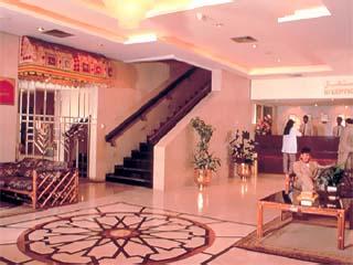 Palm Beach HotelReception