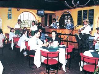 Palm Beach HotelRestaurant