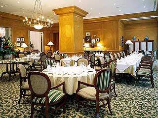 Le Meridien BudapestRestaurant