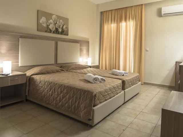 Belvedere Hotel Corfu: