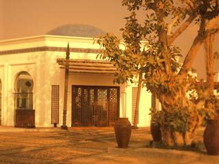 Park Hyatt DubaiHotel Entrance