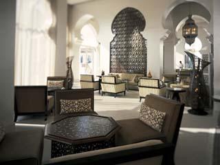 Park Hyatt DubaiThe Lounge