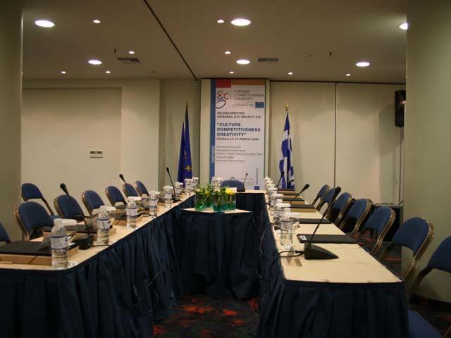 Egnatia City Hotel and SPA: