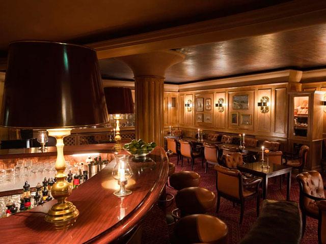 Hessischer Hof Hotel - Bar