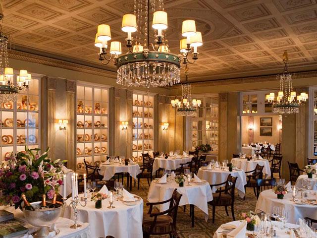 Hessischer Hof Hotel - Restaurant
