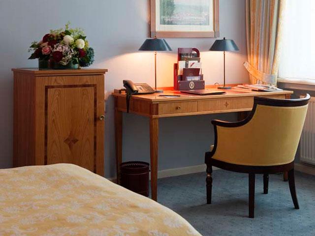 Hessischer Hof Hotel: Superior Room