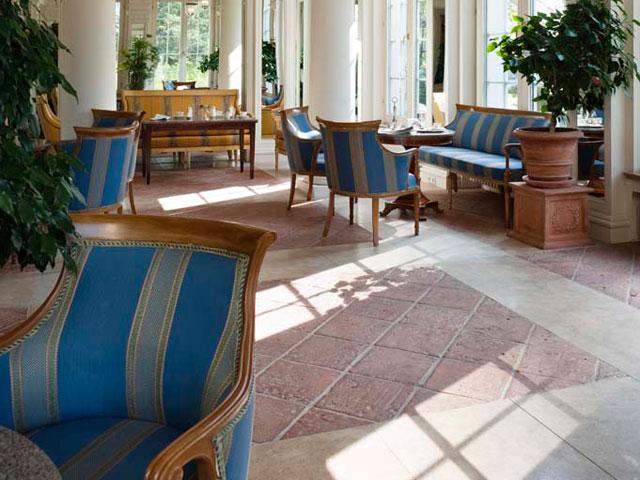 Hessischer Hof Hotel - Lobby