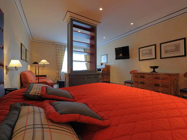 Hessischer Hof Hotel: Bedroom