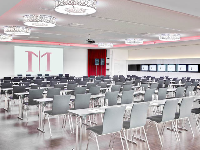 Dormero Hotel Hannover (ex Maritim Stadt Hotel) - Conference Room