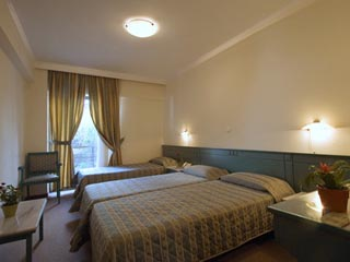 Airotel Parthenon HotelTriple Room