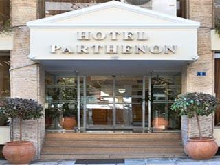 Airotel Parthenon HotelEntrance
