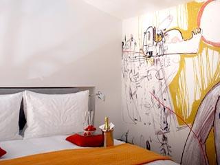 Twentyone HotelLoft Bedroom
