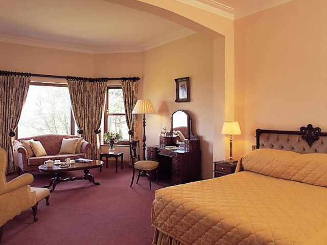 Tinakilly Country House HotelJunior Suite