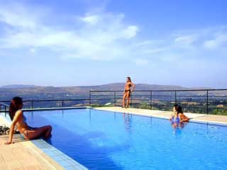 Aspalathos VillasSwimming Pool