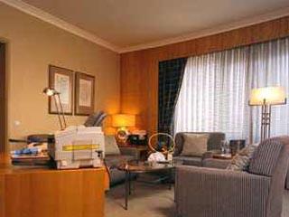 Sheraton Ankara Hotel & Towers: Suite