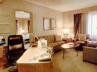 Sheraton Ankara Hotel & Towers: Smart Room