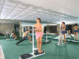 Richmond Pamukkale Savanna Thermal: Fitness Center