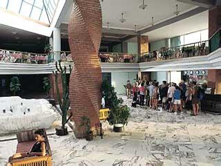 Richmond Pamukkale Savanna Thermal: Lobby