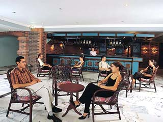 Richmond Pamukkale Savanna Thermal: Rich Bar