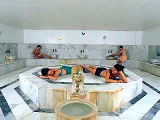 Richmond Pamukkale Savanna Thermal: Turkish Bath