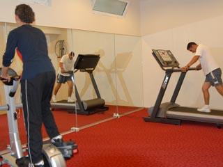 Pam Thermal: Gym