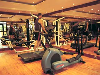 Spa Hotel Colossae Thermal: Gym