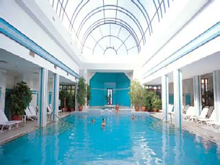 Spa Hotel Colossae Thermal: Indoor Swimming Pool