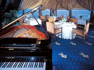 Hilton Izmir Hotel: Restaurant
