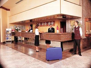 Hilton Izmir Hotel: Reception