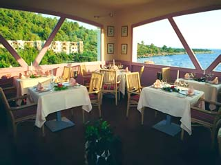 Sea Garden Hapimag Resort: Restaurant