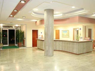 Iria Mare Hotel: Reception
