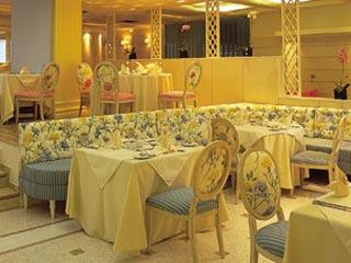 Airotel Stratos Vassilikos Hotel: Restaurant