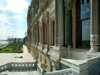 Ciragan Palace Hotel KempinskiExterior View