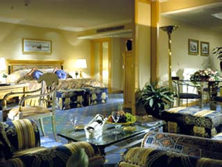 Ceylan Inter Continental IstanbulExecutive Suite