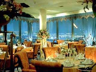 Ceylan Inter Continental IstanbulSafran Restaurant