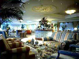Ceylan Inter Continental IstanbulTea Lounge