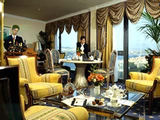 Ceylan Inter Continental IstanbulClub Lounge