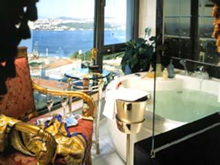 Ceylan Inter Continental IstanbulBosphorus Suite