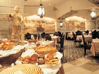 Conrad IstanbulRestaurant