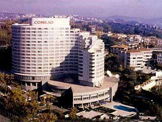 Conrad IstanbulExterior View