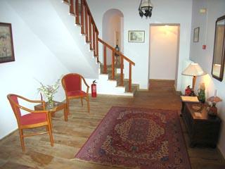 Mavrokordatiko Guest House: Hall