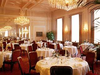 Kulm Hotel St. MoritzRestaurant