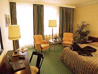 Kulm Hotel St. MoritzStandard Room