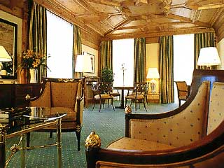 Kulm Hotel St. MoritzHall