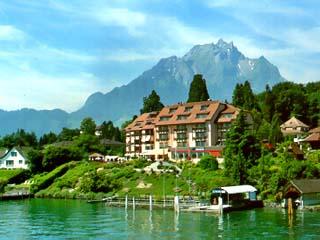 Seehotel Kastanienbaum