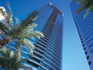 Oasis Beach Tower - Exterior View