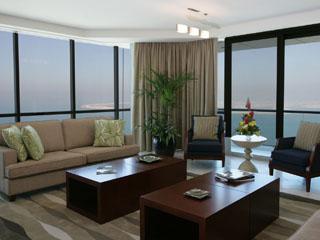 Oasis Beach TowerLiving Room